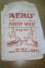 KITCHENALIA AERO FLOUR SACK COTTESLOE  BEACH WA FRAME IT IN THE KITCHEN DECOR