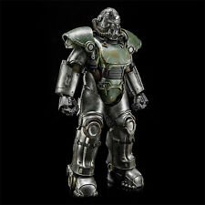 "Fallout 4 Power Armor T-51 1/6 Scale Figure ThreeZero 14.5"" Tall NEW IN BOX"