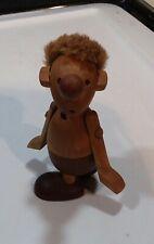 Hans Bolling Danish Strit wooden toy. Oskov&CO. Denmark. Circa 1954. Original