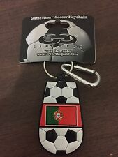 Portugal National Soccer Team CR7 Ronaldo Keychain Collectible