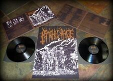 DEMONIC RAGE - Venomous Wine From Putrid Bodies  Gatefold LP + Poster