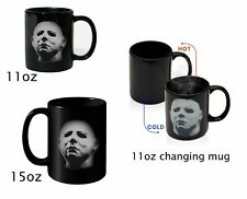 Halloween Movie 42th Anniversary 1978-2020 Black Coffee Mug