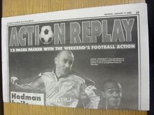 17/01/2000 Coventry Evening Telegraph: Action Replay - 12 Page Supplement, Packe