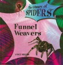 Funnel Weavers (The Library of Spiders)