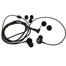 Marshall Mode In Ear Earphones Headphones with Microphone & Remote NEW NO BOX