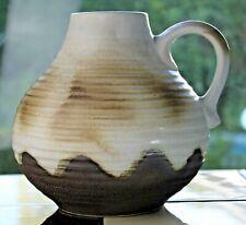 Vase German pottery 60er 60s 70er 70s Fat Lava Keramik Dümler & Breiden H:19cm