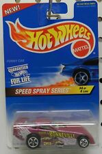DRAG RACE FUNNY CAR PONTIAC CHEVY FORD DODGE 552 4 SPEED SPRAY SERIES HOT WHEELS