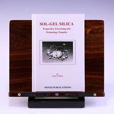Sol-Gel Silica: Properties, Processing and Technology Transfer by Larry L. Hench