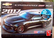 2017 CHEVROLET Camaro SS 1 le COUPE Snap, 1:25, AMT 1032 NUOVO 2017, new tool, NUOVO