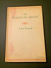 NELSON Louis Pergaud le roman de miraut