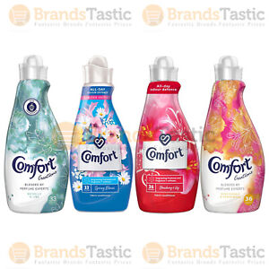 COMFORT CREATIONS FABRIC CONDITIONER SOFTENER ODOUR DEFENCE CHOOSE SCENT