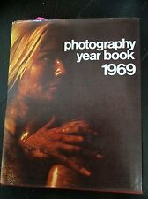 Photography Year Book1969 Edited Sanders and Gee (HC 1968) Fountain Press London