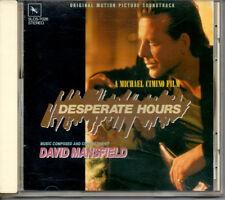David Mansfield DESPERATE HOURS original soundtrack CD VARESE Japan edition
