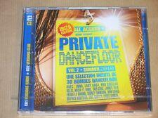 2 CD / PRIVATE DANCEFLOOR VOL 2 / SUMMER 2010 / NEUF SOUS CELLO