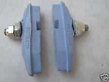 NOS SKYWAY BRAKE SHOES BLUE BMX FREESTYLE VINTAGE SE PK RIPPER PADS