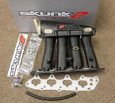 Skunk2 Ultra Series High Performance Black Intake Manifold 99-00 Honda Civic Si