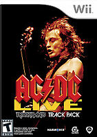 AC/DC Live: Rock Band Track Pack (Nintendo Wii, 2008) BRAND NEW - FREE SHIPPING