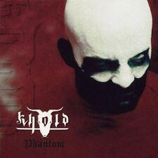 Khold - Phantom CD 2011 reissue black metal Norway Peaceville Records