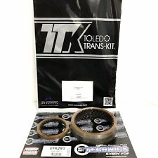 6R80 Rebuild Kit with OE Exedy Clutch Set 2008 & Up