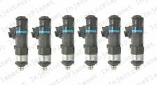Set of 6 Bosch 0280158055 fuel Injector 2006-2010 Ford Explorer 4.0L V6 5L2E-C1A