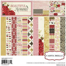 Carta Bella 12x12 Collection Pack - Beautiful Moments
