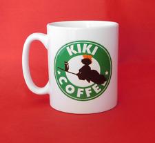 Kiki's Delivery Service Anime Starbucks Inspired Coffee Mug 10oz