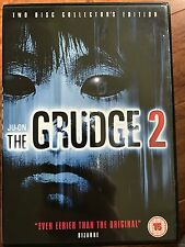 JU ON: THE GRUDGE 2 ~ 2003 Takashi Shimzu Japanese Horror Original 2-Disc UK DVD