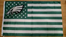 Philadelphia Eagles stars & stripes 3x5 American Flag. Ships free in the US!!