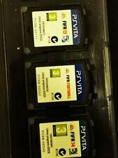 FIFA 14/13/12VF PS VITA  cartouche without box Les 3 A 10€