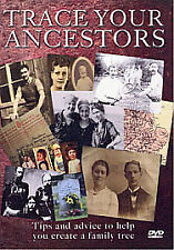 Trace Your Ancestors (DVD, 2004) new and sealed freepost