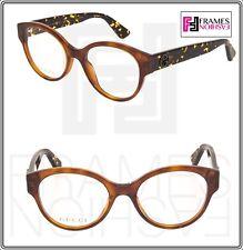b5b233bfce Gucci Light Dark Havana GG 0099 O 003 Eye Wear Eyeglasses