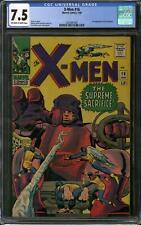 X-Men #16 CGC 7.5 (OW-W)