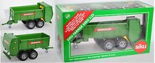 Siku Farmer 2964 BERGMANN Stalldungstreuer MX 1200 grün 1:32 Sondermodell
