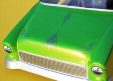 Adhésifs, peintures et finitions argenté pour véhicule radiocommandé