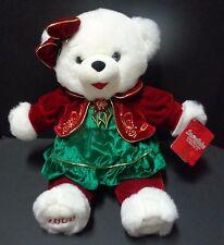 "DAN DEE 2006 Snowflake Teddy Bear 20"" NWT"