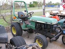 John Deere 855 Compact Tractor for Repair, Serial #M00855A010204