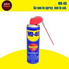 WD40 Spray Lubrificante sbloccante multiuso 500ml doppia azione Promo x1 pezzo