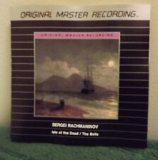 Sergei Rachmaninov  Isle Of The Dead/The Bells MFSL CD
