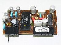 Telefunken BS 5335 High Com Modul mit U401BR Vintage