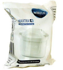 Maxtra + X6 Brita Replacement Water Cartridges Britta Jug Filters - 6 Singles