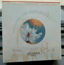 Hermes AUTHENTIC  Eau Claire Des Merveilles Eau de PARFUM 1.6 oz / 50 ml Sealed