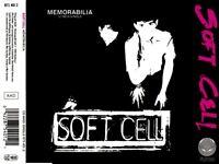 SOFT CELL ~ Memorabilia ~ 2Trk. maxi CD single ~ 1989 ~ MARC ALMOND