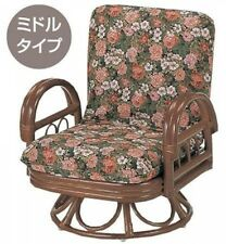Rattan Reclining Lounge Chair Middle Type S704B
