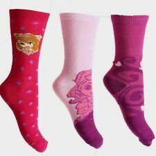 Disney Sofia The First Girls Toddlers Socks Age 2 3 4 6 7 8 9 NEW FREE P&P