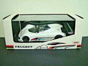 VITESSE PEUGEOT 905 - LAUNCH CAR - KEKE ROSBERG / JP JABOUILLE