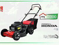 LAWNMOWER HONDA 160cc 4 WHEELS DRIVE steep terrain PROFESSIONAL lawn mower