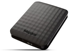 4TB Maxtor M3 USB3.0 Slimline Portable Hard Drive