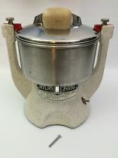 ATLAS KING Vintage Juicer model 240 By Juice Master Heavy Duty Made In USA