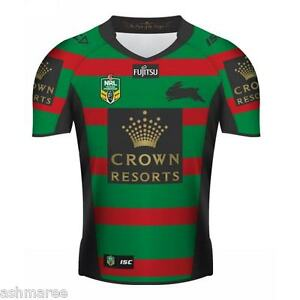 NRL South Sydney Rabbitohs ISC Sports Players Home Jersey