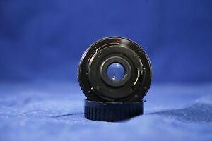 Cosina Cosinon-W 28mm f/2.8 MC Wide Angle Manual Focus Lens PK MT.  Test Photos!